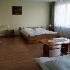 Отель SCSK Brzeźno 2* Стандартный номер с различными типами кроватей