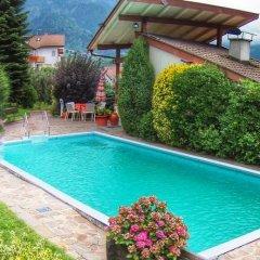 Отель Landhaus Götsch Парчинес бассейн фото 2