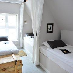 Отель Five Point Hostel Польша, Гданьск - отзывы, цены и фото номеров - забронировать отель Five Point Hostel онлайн комната для гостей фото 4