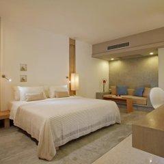 Отель Ramada by Wyndham Phuket Southsea 4* Улучшенный номер двуспальная кровать фото 4