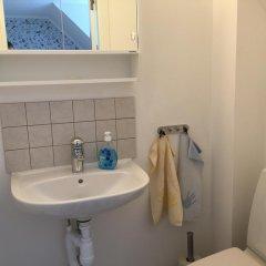 Отель Alvnara Bed & Breakfast Швеция, Карлстад - отзывы, цены и фото номеров - забронировать отель Alvnara Bed & Breakfast онлайн ванная