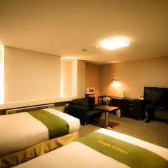 Yoido Hotel 3* Стандартный номер с различными типами кроватей фото 22