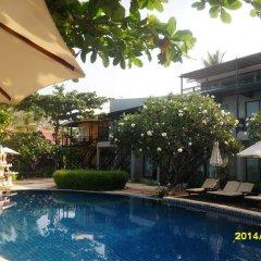 Отель Maya Koh Lanta Resort бассейн фото 2
