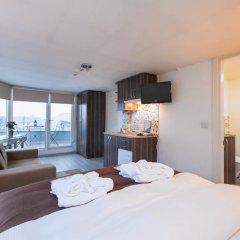 Residence Le Reve 2* Стандартный номер с различными типами кроватей фото 4