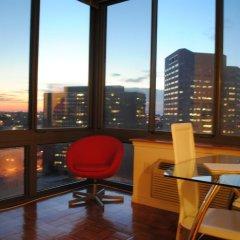 Отель Global Luxury Suites at Columbus Студия с различными типами кроватей фото 8
