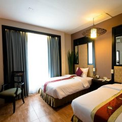 Отель Royal View Resort 3* Улучшенный номер с 2 отдельными кроватями фото 2
