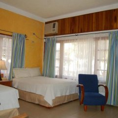 Hotel y Restaurante Cesar Mariscos комната для гостей фото 4