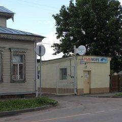 Гостиница Mini-Hotel Visit в Рыбинске отзывы, цены и фото номеров - забронировать гостиницу Mini-Hotel Visit онлайн Рыбинск парковка