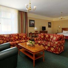 Гостиница Марриотт Москва Гранд 5* Люкс-студио с различными типами кроватей