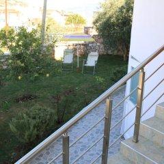 Отель My Ksamil Guesthouse балкон
