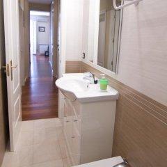 Отель RONDA ATOCHA 20 PLANTA 1º MADRID Испания, Мадрид - отзывы, цены и фото номеров - забронировать отель RONDA ATOCHA 20 PLANTA 1º MADRID онлайн ванная