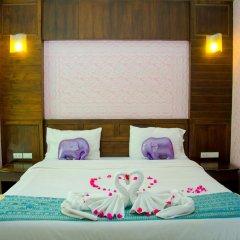 Hawaii Patong Hotel 3* Номер Делюкс с двуспальной кроватью фото 16