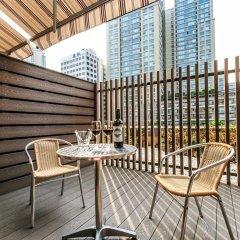 Best Western Premier Seoul Garden Hotel 4* Стандартный номер с двуспальной кроватью фото 7
