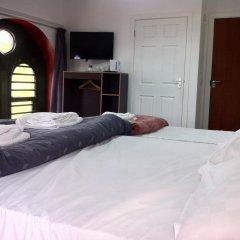 Отель Tartan Lodge Номер Делюкс с различными типами кроватей фото 4