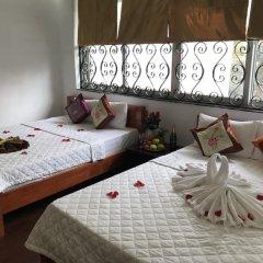 Hanoi Light Hostel Стандартный номер с различными типами кроватей фото 7