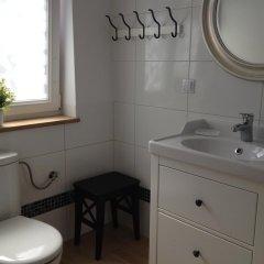 Отель Biały Dom ванная фото 2