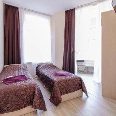 Гостиница SuperHostel на Пушкинской 14 Номер с общей ванной комнатой с различными типами кроватей (общая ванная комната) фото 4