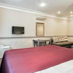 Мини-Отель Амадео Стандартный номер разные типы кроватей фото 9