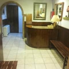Отель Hostal El Duende Blanco сауна