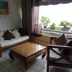 Отель Balcons Du Lotus Пунаауиа комната для гостей фото 3