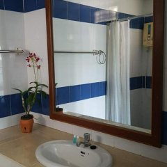 Отель Pinthong house 2* Стандартный номер с двуспальной кроватью фото 8