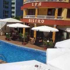 Cantilena Hotel бассейн фото 3