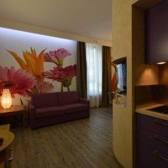 Отель Residence Star 4* Студия с различными типами кроватей фото 8