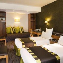 Hotel Mondial 3* Улучшенный номер с двуспальной кроватью фото 4