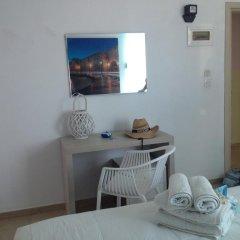 Lefka Hotel, Apartments & Studios Студия Эконом с различными типами кроватей фото 5