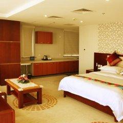 Fuyong Yulong Hotel 4* Номер Делюкс с различными типами кроватей фото 8