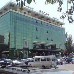Отель Getar парковка