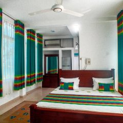 Отель Villa Baywatch Rumassala 3* Студия Делюкс с различными типами кроватей фото 5