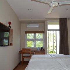 Отель Maakanaa Lodge 3* Номер Делюкс с различными типами кроватей фото 6