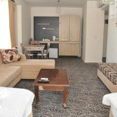 Отель Fix Class Konaklama Ozyurtlar Residance Апартаменты с различными типами кроватей фото 10