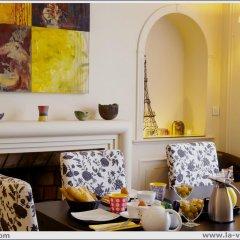 Отель La Villa Paris - B&B в номере фото 2