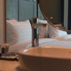Отель Mercure Bangkok Makkasan 4* Улучшенный номер с 2 отдельными кроватями фото 2