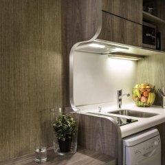 Отель Apparthotel Mercure Paris Boulogne 3* Апартаменты с различными типами кроватей фото 4