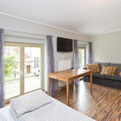 Отель Apartamenty Zacisze Апартаменты с различными типами кроватей фото 8