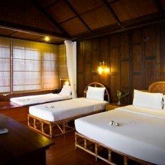 Отель Coco Palm Beach Resort 3* Бунгало с различными типами кроватей фото 9