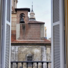 Отель NH Collection Palacio de Tepa балкон