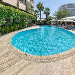 Orkide Hotel Турция, Мармарис - 1 отзыв об отеле, цены и фото номеров - забронировать отель Orkide Hotel онлайн бассейн фото 3