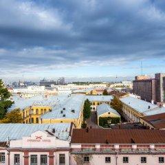 Отель Indigo Санкт-Петербург - Чайковского приотельная территория