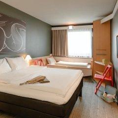 Отель ibis Wien City 3* Стандартный номер с различными типами кроватей