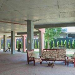 Апартаменты Mirena Rose Garden Family Studio Солнечный берег интерьер отеля
