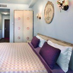 Мини-Отель Де Пари 3* Стандартный номер двуспальная кровать фото 2