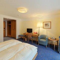 Hotel Bellerive Gstaad 3* Стандартный номер с различными типами кроватей фото 4