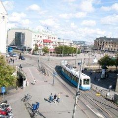 Отель Hotell Robinson Швеция, Гётеборг - отзывы, цены и фото номеров - забронировать отель Hotell Robinson онлайн балкон