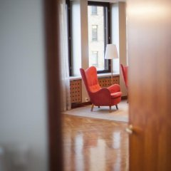Original Sokos Hotel Vaakuna Helsinki 3* Люкс с различными типами кроватей фото 4