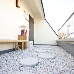 SAMURAIS HOSTEL Ikebukuro Стандартный семейный номер с двуспальной кроватью фото 16