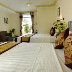 Отель Riverside Pottery Village 3* Стандартный семейный номер с двуспальной кроватью фото 7
